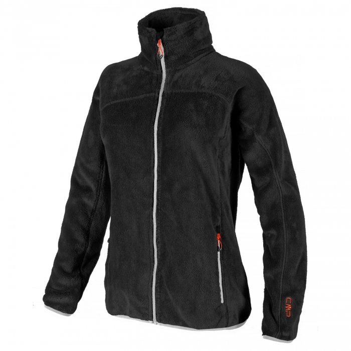 ΖΑΚΕΤΑ FLEECE CAMPAGNOLO Womens Highloof I Black