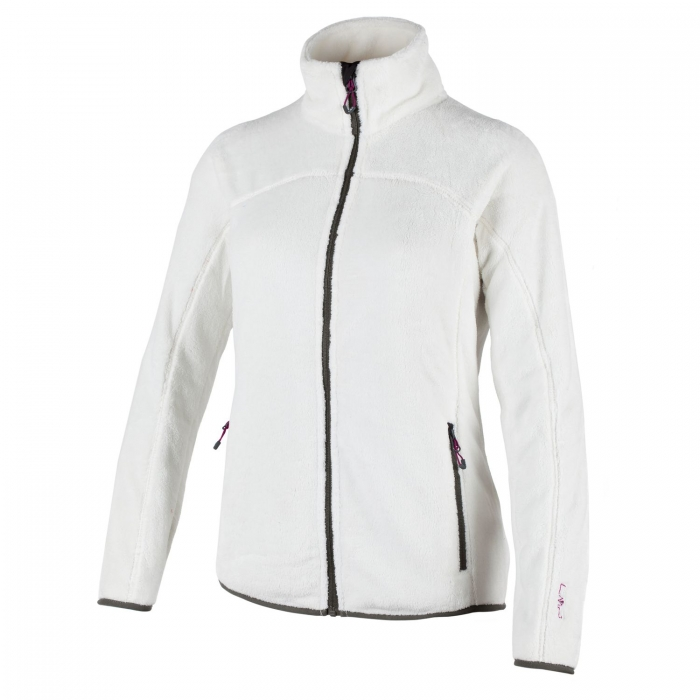 ΖΑΚΕΤΑ FLEECE CAMPAGNOLO Womens Highloof I White
