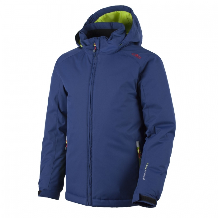 JACKET CAMPAGNOLO Boy's Blue