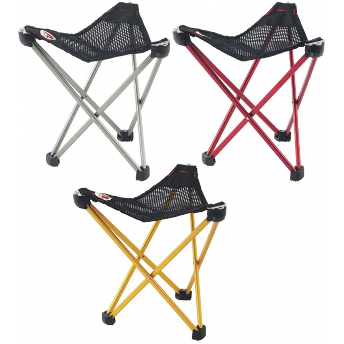 ROBENS Geographic High Stool Yellow