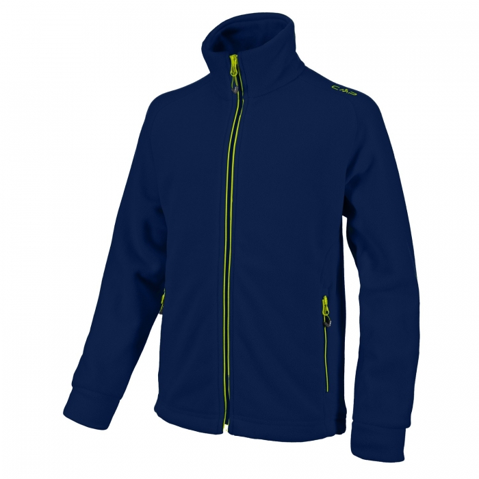 ΖΑΚΕΤΑ FLEECE CAMPAGNOLO Girl's Blue Παιδική