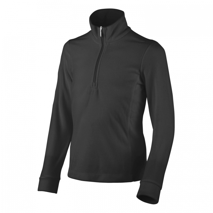 ΜΠΛΟΥΖΑ FLEECE CAMPAGNOLO Light Black