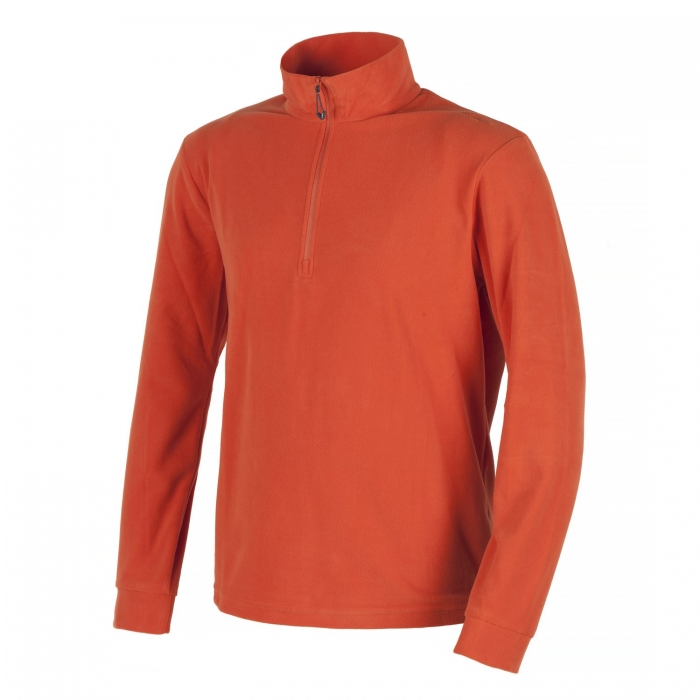 ΜΠΛΟΥΖΑ FLEECE CAMPAGNOLO Light Orange