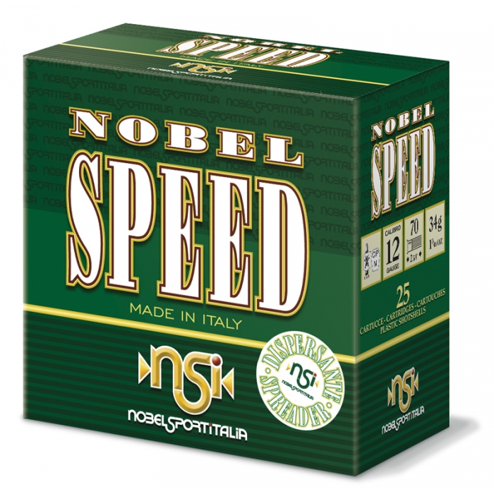 ΦΥΣΙΓΓΙΑ NOBELSPORT N-Speed Dispresante 34gr