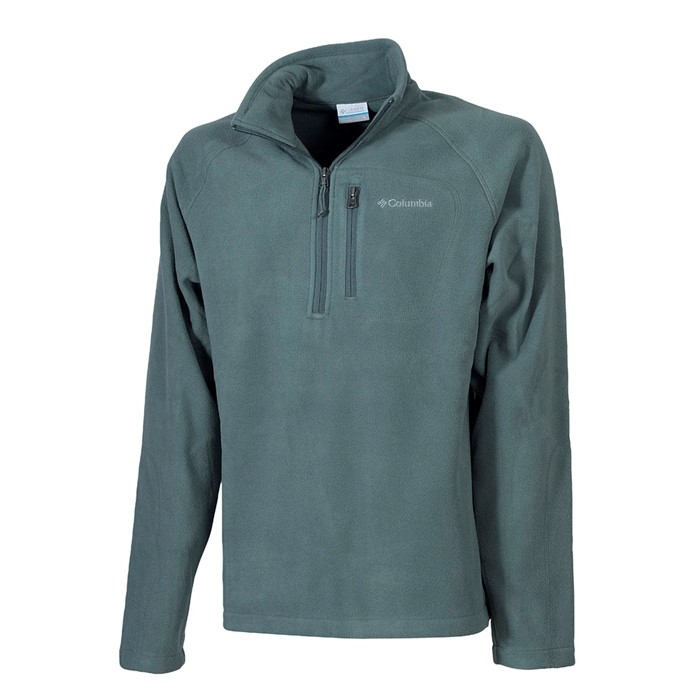 ΜΠΛΟΥΖΑ FLEECE COLUMBIA Fast Trek II Half Zip Grey
