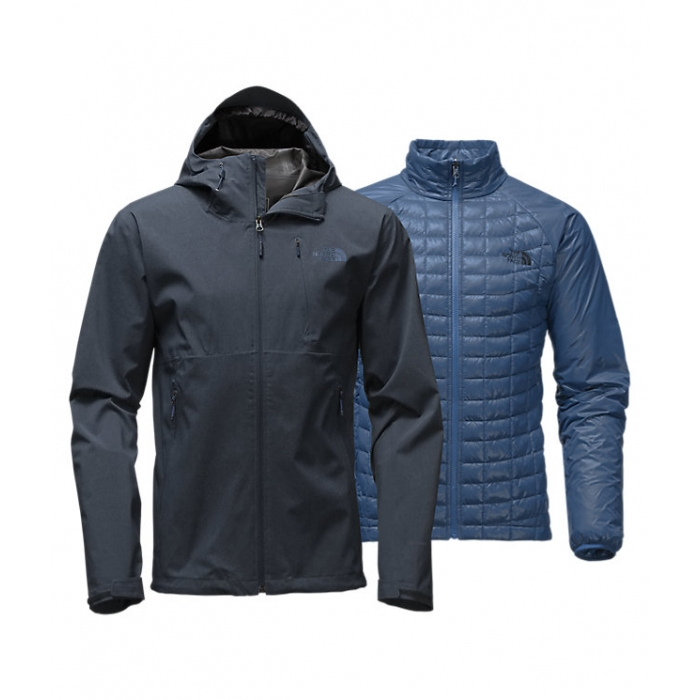 ΤΖΑΚΕΤ TheNorthFace Thermoball Triclimate Blue