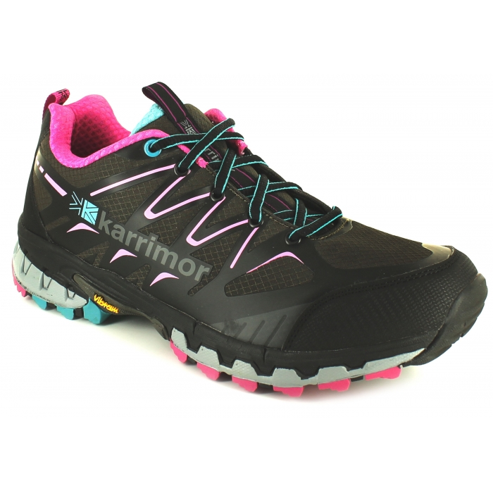 ΠΑΠΟΥΤΣΙΑ KARRIMOR Women's Xterrain Low Black