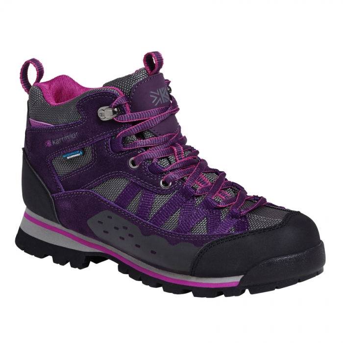 ΜΠΟΤΑΚΙΑ KARRIMOR Spike Mid Ladies Purple
