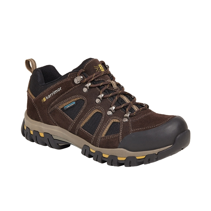 ΠΑΠΟΥΤΣΙΑ KARRIMOR Bodmin Low IV Dark Brown