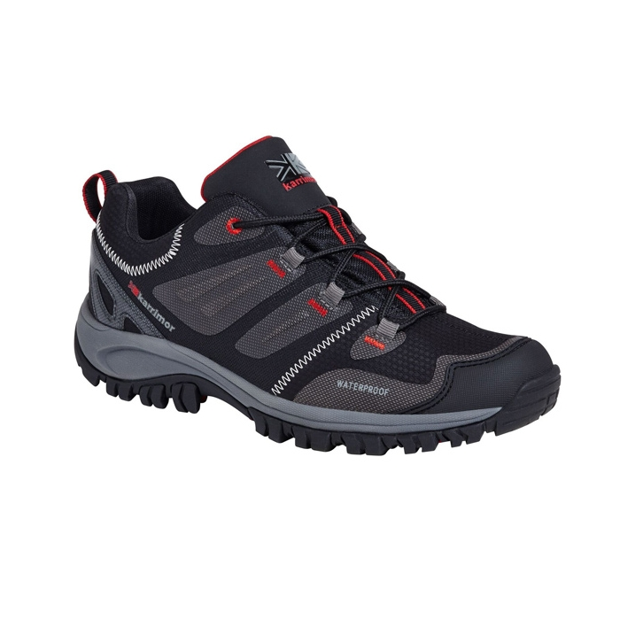 KARRIMOR Adventure Low Black