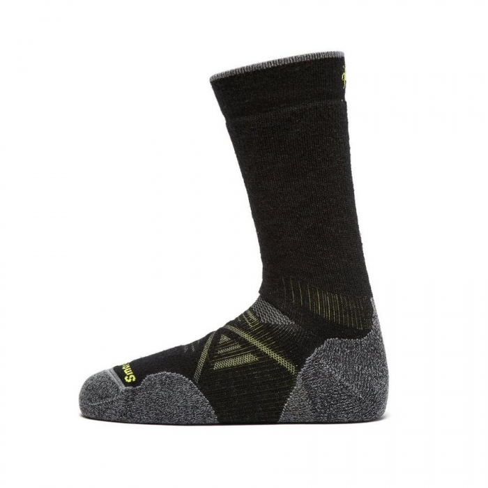 SMARTWOOL PHD Outdoor Meduim Crew Black