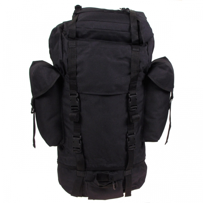 MFH Combat Backpack Black