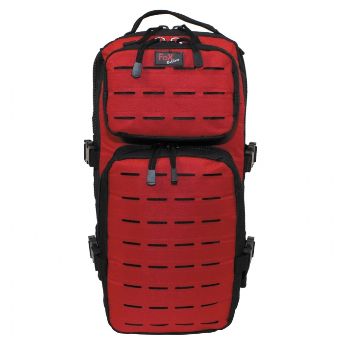 MFH Assault Backpack Red