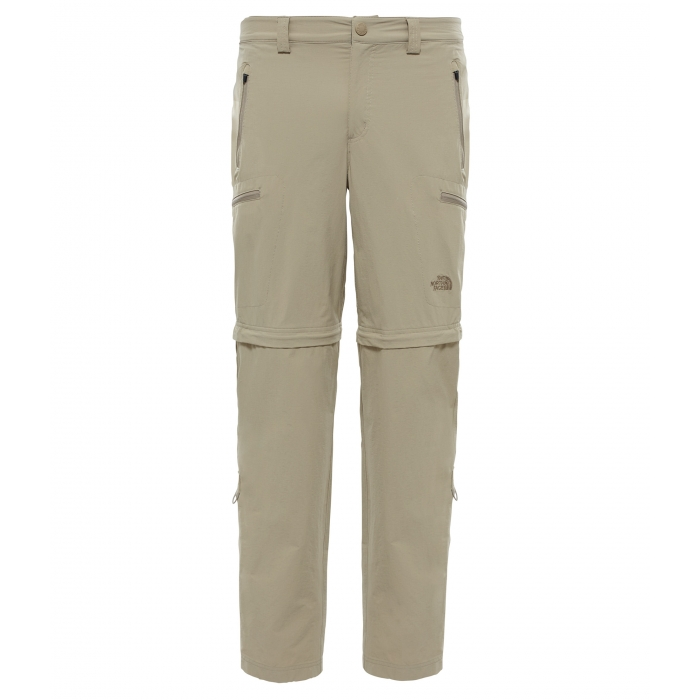 ΠΑΝΤΕΛΟΝΙ TheNorthFace Exploration Convertible Dune Beige