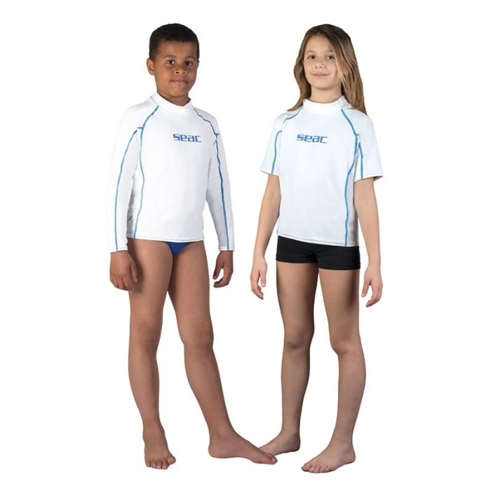 RASHGUARD SEAC Kids' Sun Guard Long