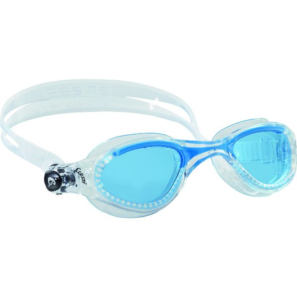 CRESSI-SUB Flash Blue/Blue Lenses