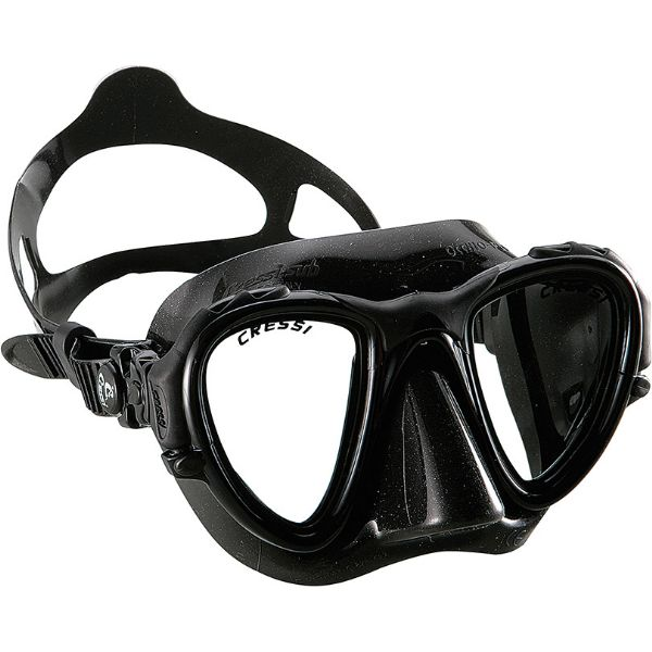 CRESSI-SUB MASK Occhio Plus Black